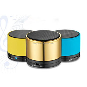 Custom High Round Mini Music Active Mobile Outdoor Good Sound Speaker Bluetooth