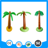 Party Decoration Palm Tree Inflatable Drink Holder Float