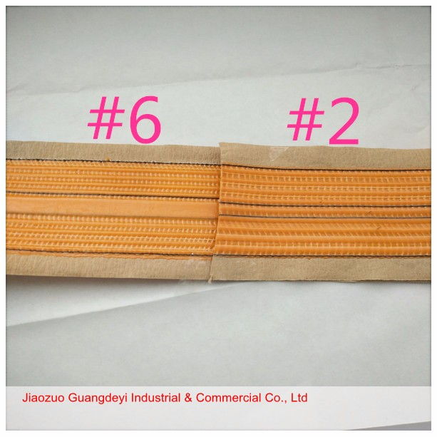 crinkle paper adhesive adhesive tape carpet materials with crinkle paper of carpet seam tape from China