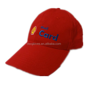 5d6f41e339e Cheap Promotional Hat Cap Branded Red Baseball Caps Custom Running Cap  Fitness Hat