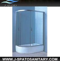 Complete Products Simple Sauna Corner Shower Units