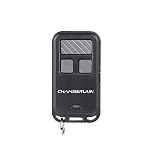 Chamberlain 956EV 3-button Garage Keychain Remote Control, 1 Pack