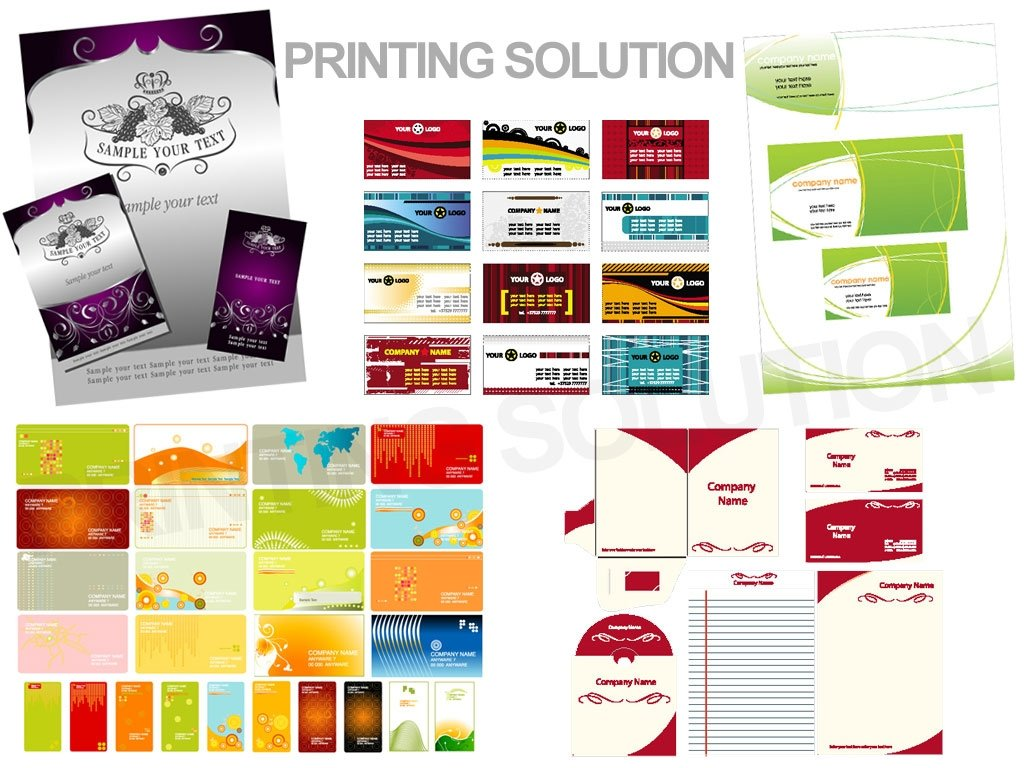 Design & Printing Stylish Business Cards & Stationery - Buy Business ...