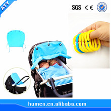 plastic ring use in baby strollers
