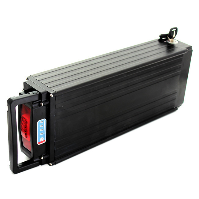 Rear Rack battery CE passed 48v 24Ah/48v 28Ah/48v 32AH lithium battery for electric scooters