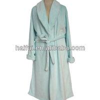 Cheap but good quality hotel bathrobe in hotel textiles