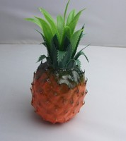Artificial pineapple fruits ornaments