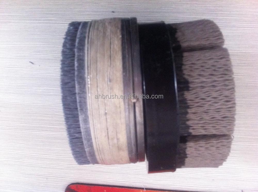 Custom Abrasive Nylon Disc Brush 90