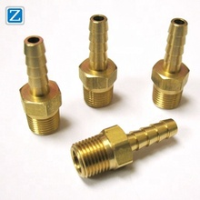 China Factory Steel Alloy CNC Turning Brass Product Accessories