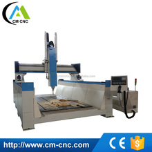 CM-1830 High-authority Long Z Axis 3D Carving CNC Router For Foam