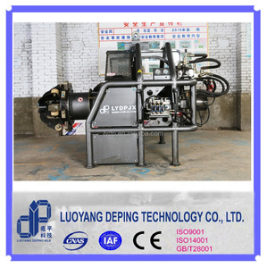 High Speed Pipe end processing Pipe Facing Machine Pipe Chamfering Machine