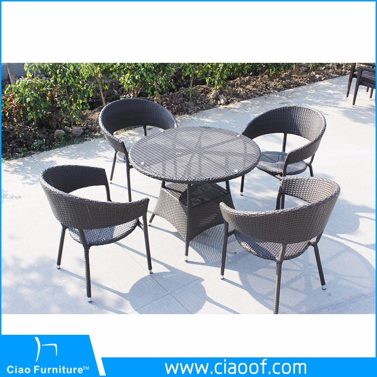 High Quality small Wicker Table