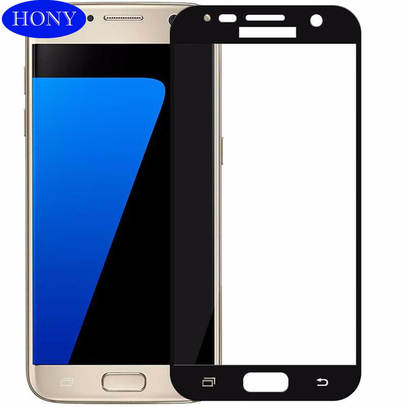 Perfect fit for Samsung S7 tempered glass, very sensitive touch glass screen protector