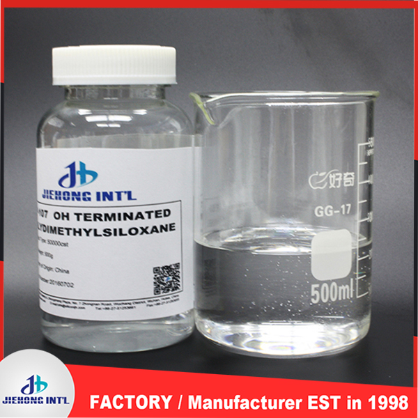 Synthetic Rubbers raw material/107 OH Polymer/Polydimethylsiloxane