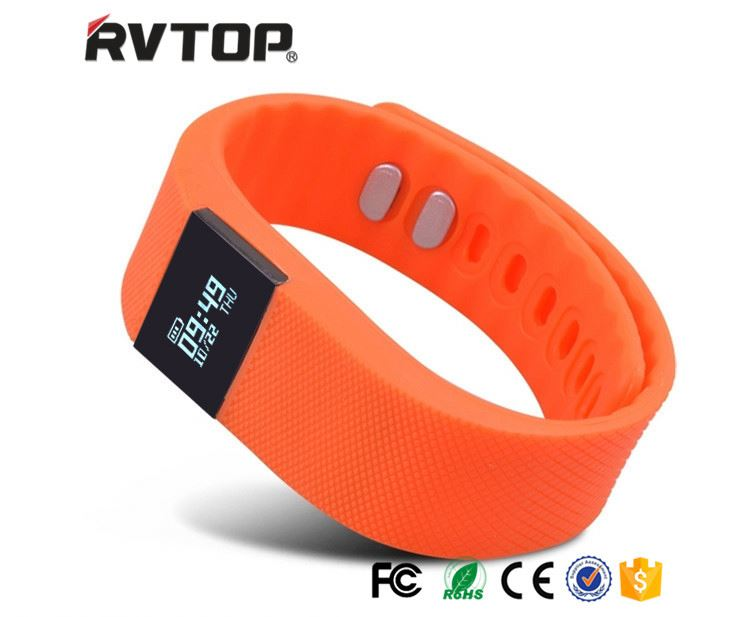 2017 hot TW64 Smart Sport Bracelet TW64 Wristband Fitness Tracker Bluetooth 4.0 Smart Watch for Iphone Samsung