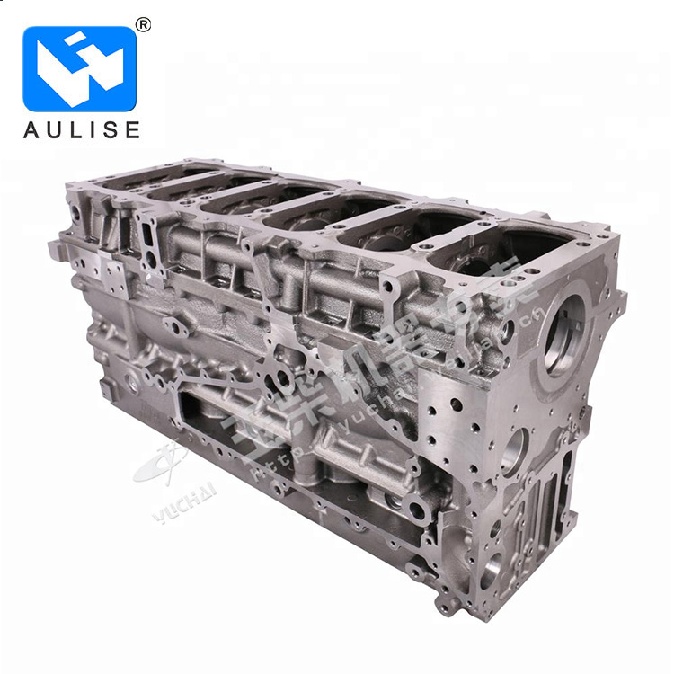 yuchai engine part Cylinder Block assy M1000-1002170