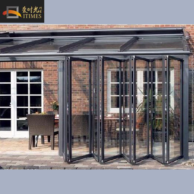 China supplier outdoor Folding patio doors prices
