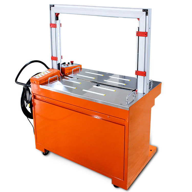 Fully-auto Strapping Machine for Corrugated Boxes