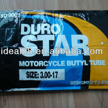DURO brand motorcycle inner tube 3.00-18 for Venezuela