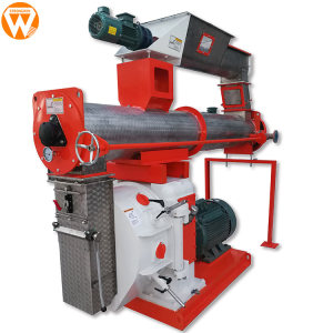 Strongwin animal goat sheep feed pellet machine for high quality livestock feed