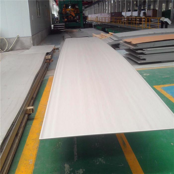 أفضل جودة مخزون من الفولاذ المقاوم للصدأ 304 316L 316Ti 321 309S 310S 2205 صفيحة مدرفلة ساخنة وصفيحة من باوستيل تيسكو بوسكو