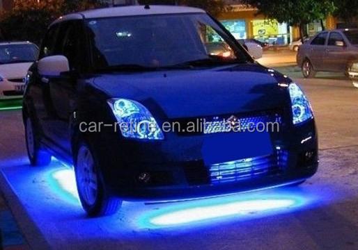 Rgb Car Under Underbody Light Led Strip Light 17cm 12v 24v Car