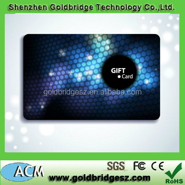 Discount new arrival gift card software