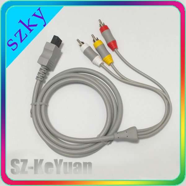 Factory Price for Wii U Audio Video Cable