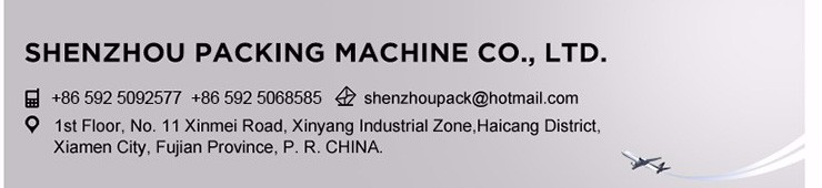 shengzhou brand Infrared Radiant Shrink Tunnel SZ ST4020