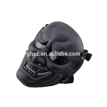 custom hars halloween party koning samurai japanese ghost <span class=keywords><strong>masker</strong></span> fabrikant