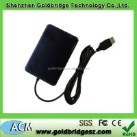 Useful design usb head single magnetic card reader