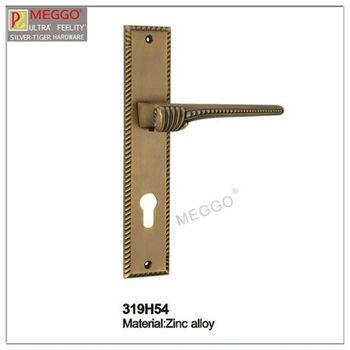 Meggo Door Locks And Handles In Dubai - Buy Door Locks And Handles In  Dubai,Zinc Alloy Pull Door Handle,Diamond Crystal Door Lock Product on
