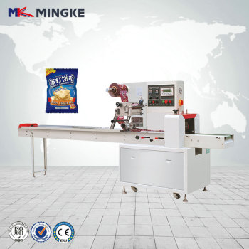 Multi-function daily appliances/ industrial parts/ paper boxes packing machine