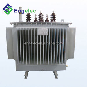 Three Phase Oil Immersed Distribution Transformer 10000 kva transformer