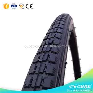 "16 "" solid rubber bicycle tire bike tyres 26 * 1 3 / 8"