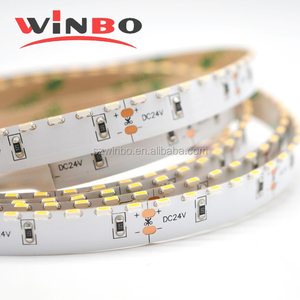 Epistar aluminum profile smd 3014 LED strip 204 leds