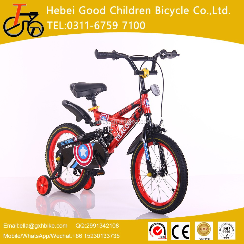 First Step Baby Products Kids 4 Wheel Bike Children Bike For Kid