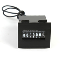 Cixi Yaoye electromechanical pulse meter pulse counter for instruments with fast delivery