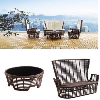 Fantastic High Quality Handmade Outdoor Furniture Wicker High Back Rattan Sofa Set Used Hotel Patio Furniture Buy Outdoor Furniture High Back Rattan Sofa Caraccident5 Cool Chair Designs And Ideas Caraccident5Info