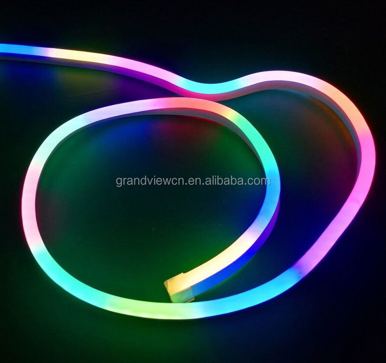 reputable site b3d22 0ed74 24v Led Neon Flex Rope Light With Color Changing - Buy Led Rope Light,Led  Neon Flex Rope Light,Color Changing Neon Rope Light Product on Alibaba.com