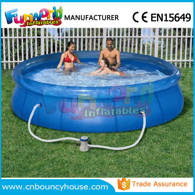 Popular mini water park lowes inflatable mini swimming pool