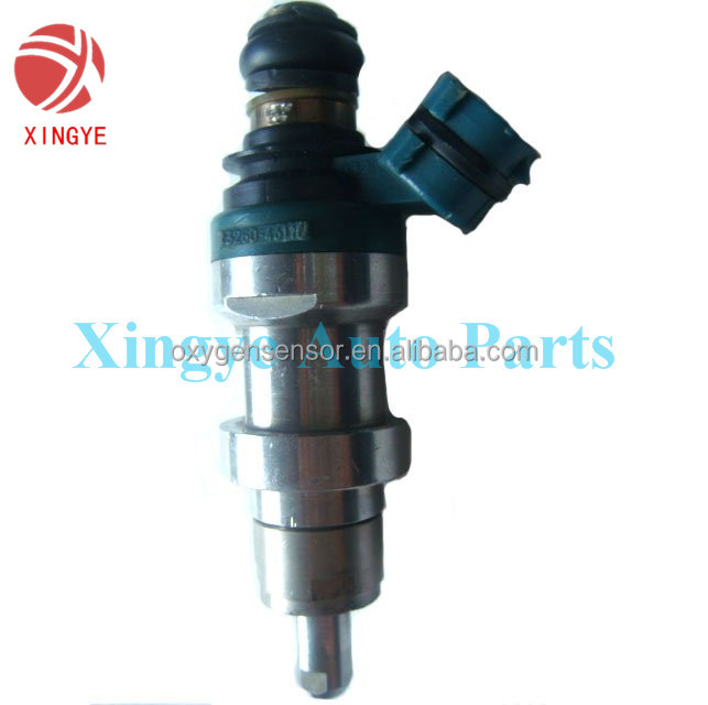 Good Qulaity Fuel Injector Nozzle for To yota-Lexus Part No#23250-46110~23209-46110 23250 46110