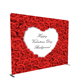 Wedding Stage Photography Decoration Flower Wall Party Tension Fabric Pillow Case Photo Backdrop Stand