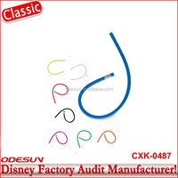Disney Universal NBCU FAMA BSCI GSV Carrefour Factory Audit Manufacturer Small Retractable Pvc Ball Pen