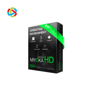 Japanese hd iptv Yearly Subscription MIYOKA265 Japan channels Wholesale  IPTV Reseller Panel