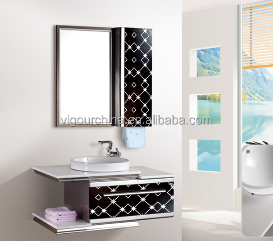 home goods bath vanity,counter wash basin cabinet,hot and new bathroom# BV-8337A