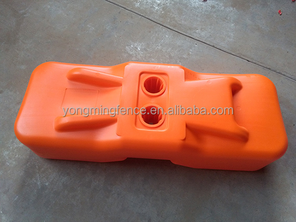 Plastic Temporary Fence Base for 32mm/42mm/48mm Frame Tube fence