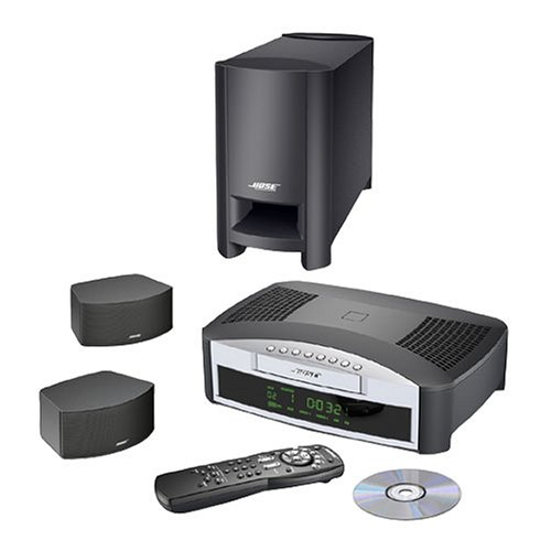 Bose 3-2-1 GS DVD Home Entertainment System (Graphite)
