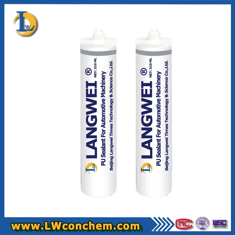 Medium & Low Viscosity 600ml PU Adhesive Sealant For Auto Mechanical Part