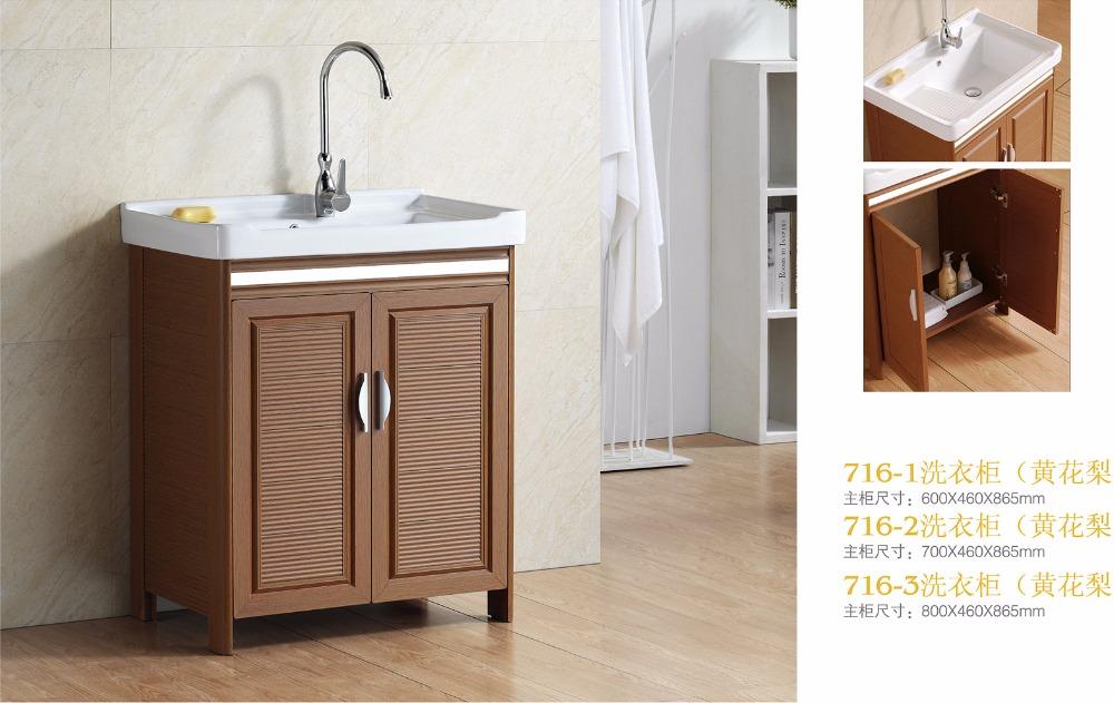 Dise o antiguo lavadora ba o vanidad de estilo alem n for Banos estilo antiguo